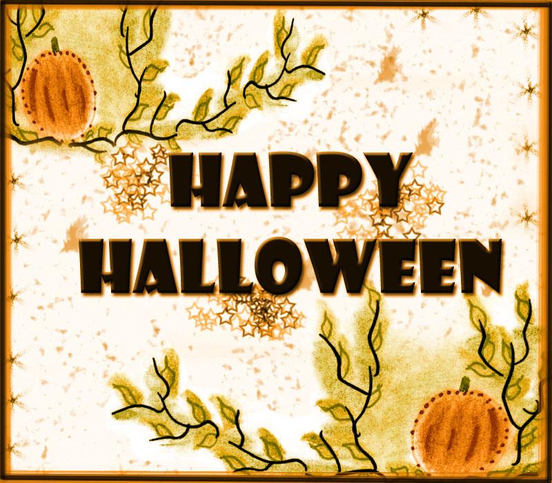 Happy Halloween by Halisoar