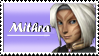 Mithra stamp by Lilithali