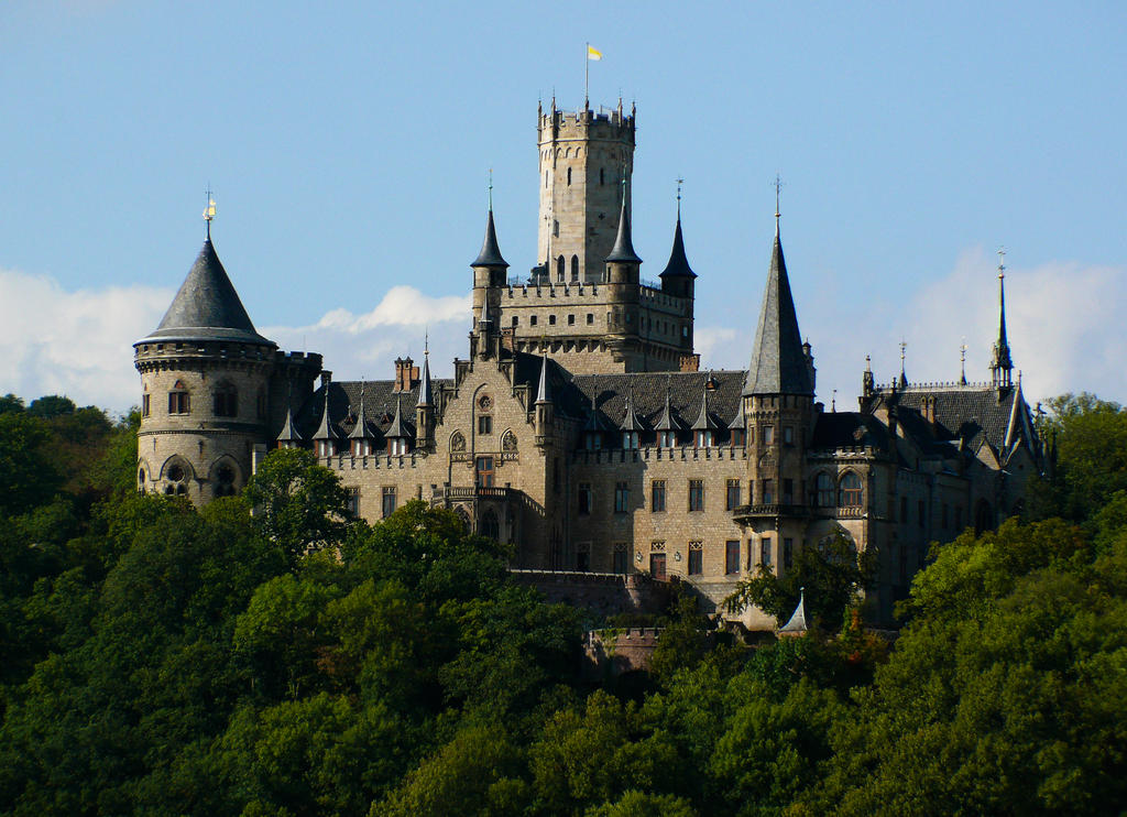 Castle Marienburg 7 by wollibear