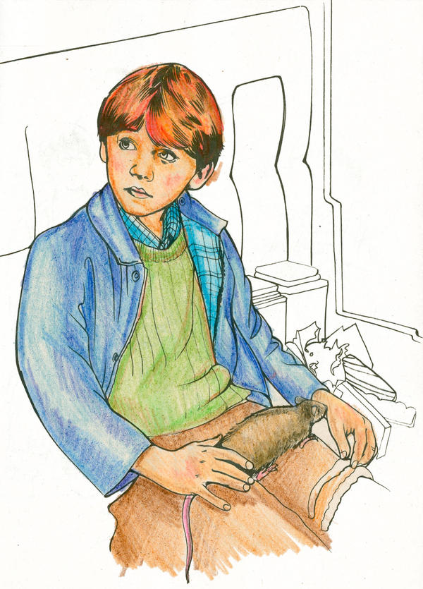 Image Result For Ron Weasly Coloring