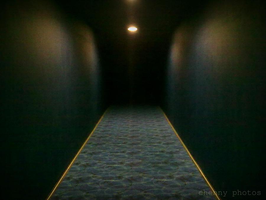 Long Dark Hallway By ChennyOFF ...