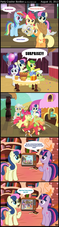 Party Crasher BonBon by wildtiel