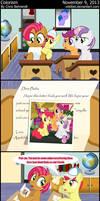 Manehattanite Friends 3 - Colorism