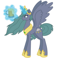 Princess Stormy Bluff