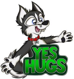 You may hug Bunker