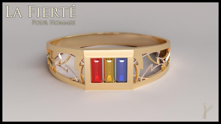 La Fierte (pride) - For Men by tidalkraken