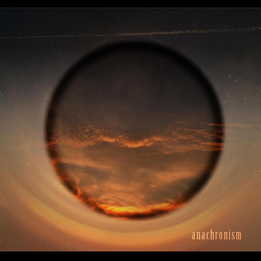 anachronism - 7BILLION cover art by tidalkraken
