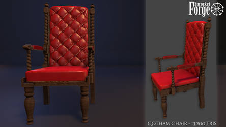 Gotham Chair by tidalkraken
