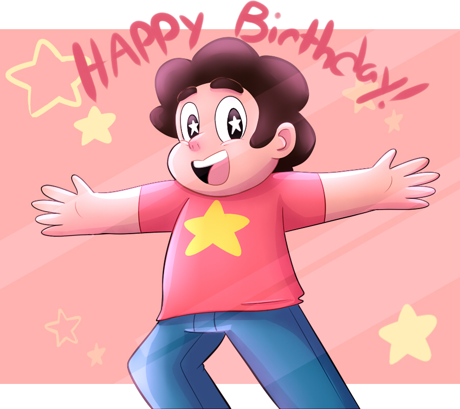 Happy Birthday Rebecca! By Le-Poofe On DeviantArt