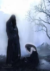 .:Burden Of Grief...:. by Morteque