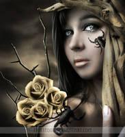 .:Scorpion Flower:. by Morteque