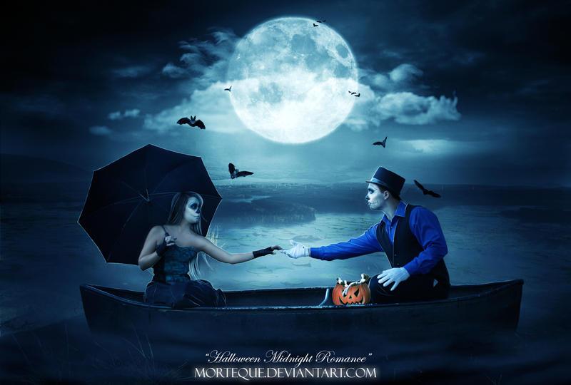 MOON NIGHT __halloween_midnight_romance___by_morteque-d4c9zhj