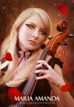 .:Maria Amanda:. by Morteque