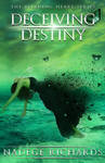 Deceiving Destiny - book cover art by Morteque