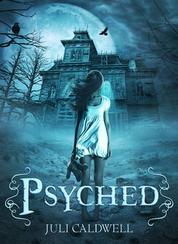 PSYCHED - book cover art