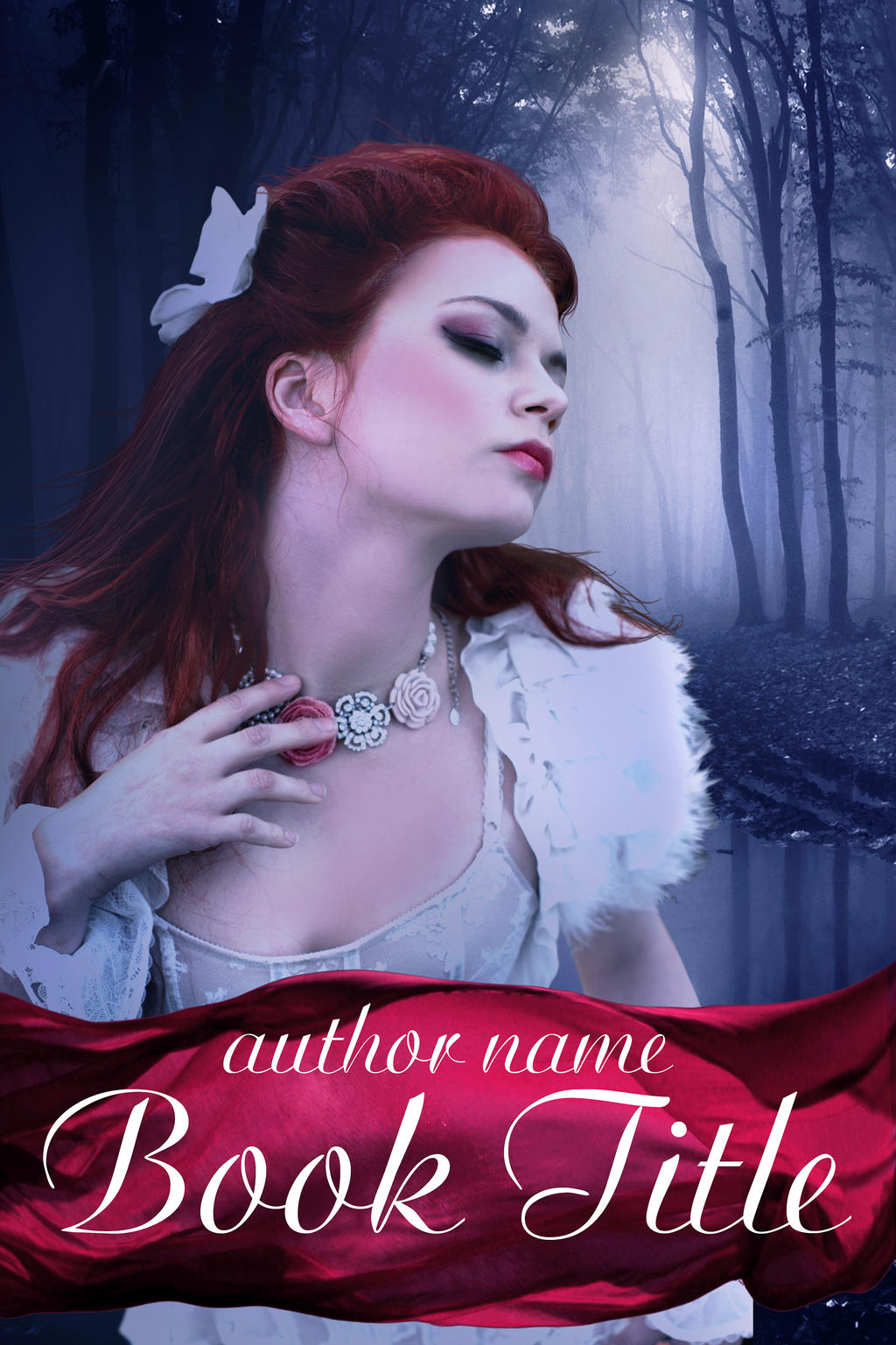 Premade Book Cover Art : Sold premade book cover by morteque on deviantart