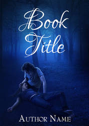 Premade Book Cover 2