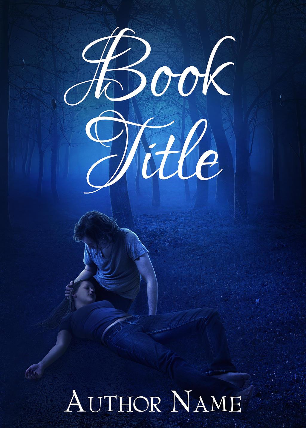 Premade Book Cover Art : Premade book cover by morteque on deviantart