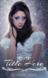 Premade Book Cover 3
