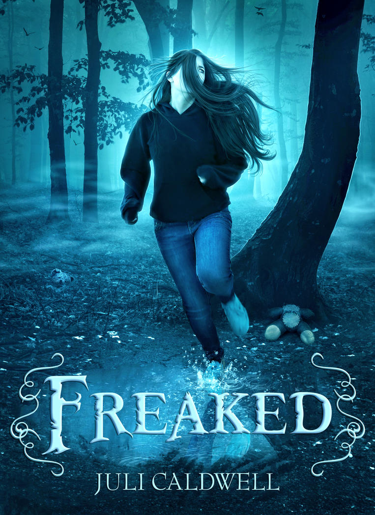 Freaked - book cover art by Morteque