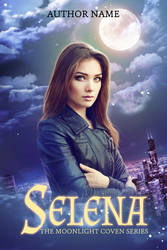 Premade Book Cover 7