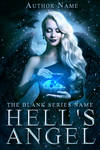 HELL'S ANGEL premade book cover