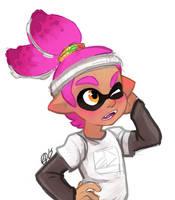 Squid Kid by Peeeko