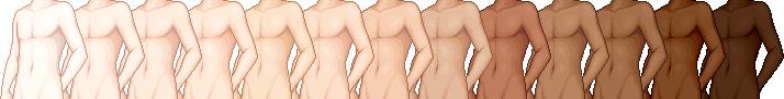 Skin Pallet Example by SparklingSlushie