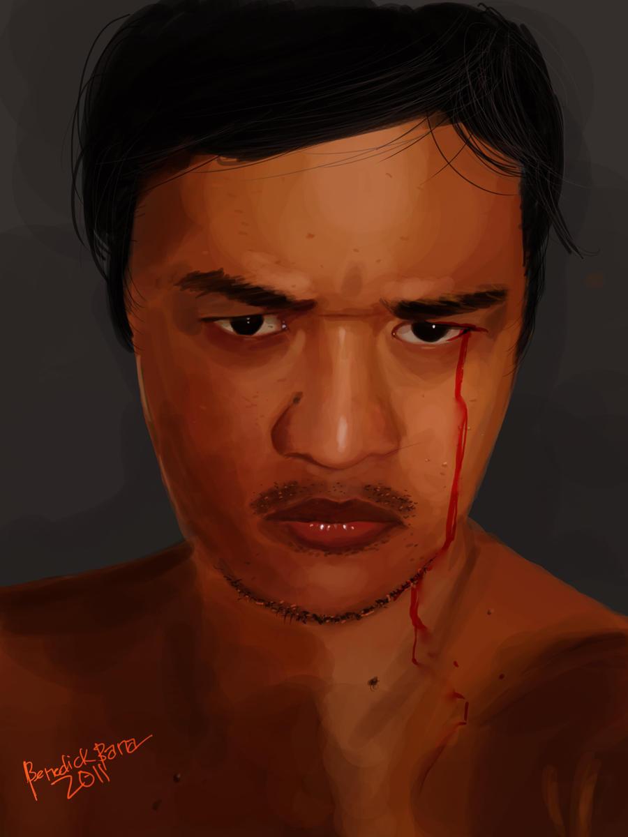 Bloodfight by benedickbana