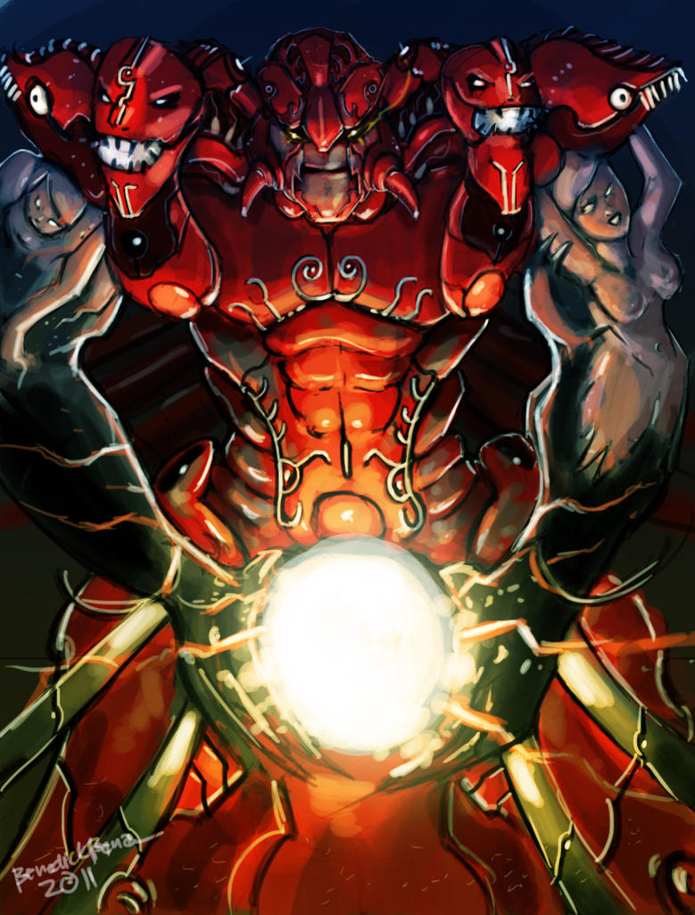 Belphegor Demon