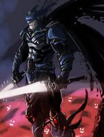 Demon Oriax by benedickbana