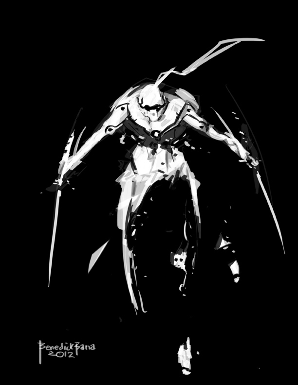The Cleaner by benedickbana