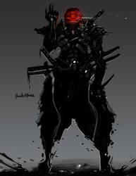 Shadowblade Suit by benedickbana