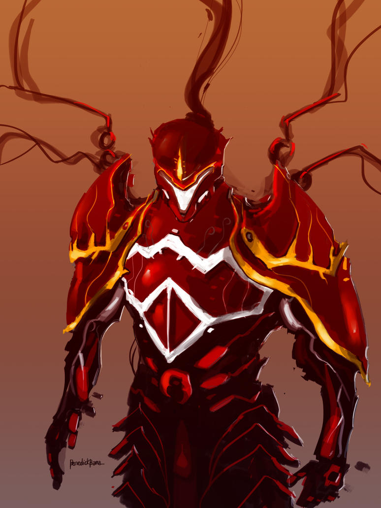Flare Armor by benedickbana