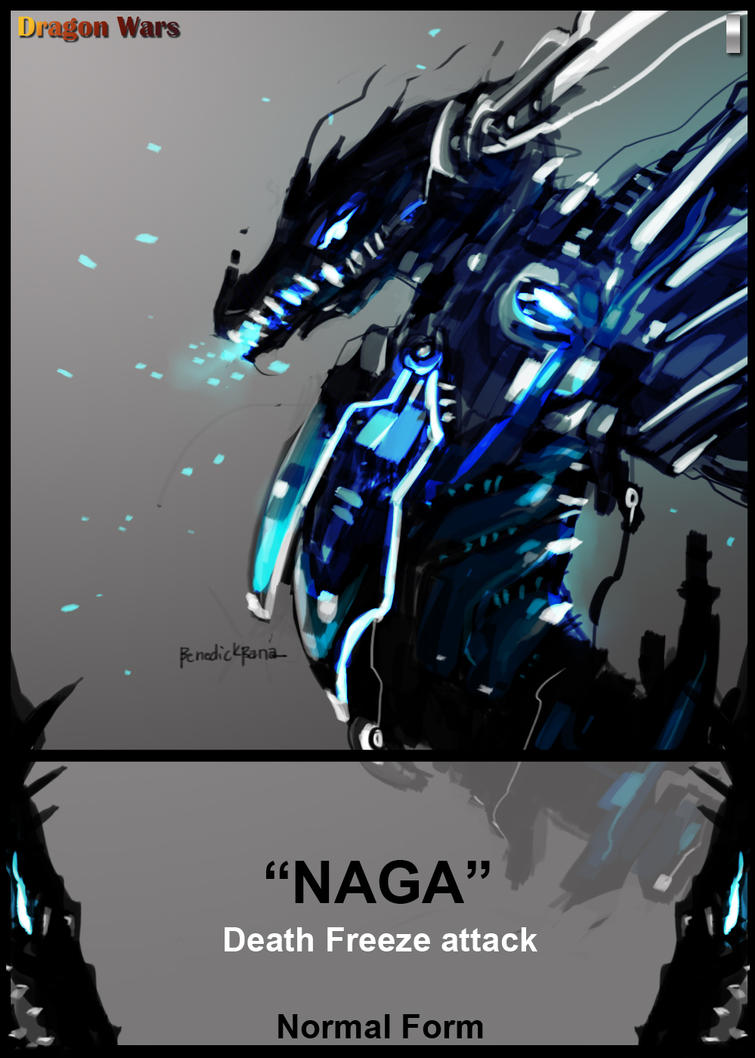 CG Dragon Wars NAGA Attack by benedickbana