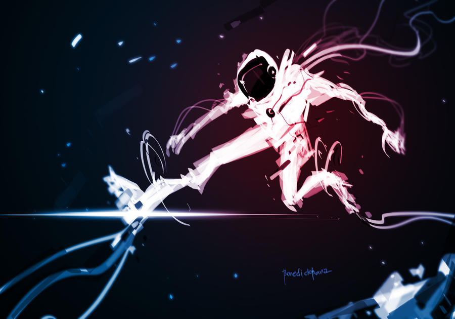 Gravity Core 2 by benedickbana