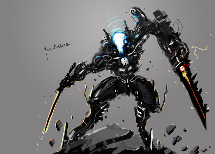Project Polarity SlicenDice by benedickbana