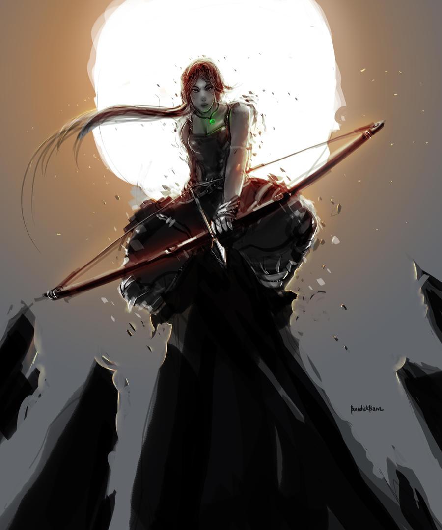 Tomb Raider Reborn entry 4 by benedickbana
