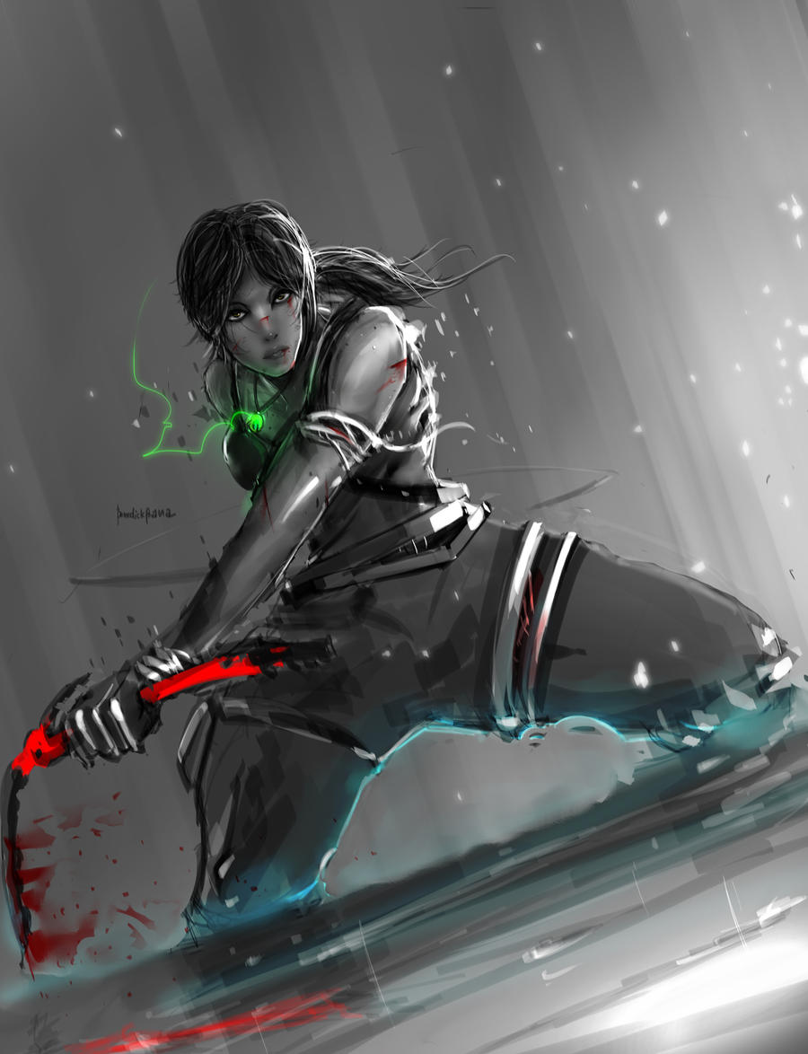 Tomb Raider Entry 6 by benedickbana