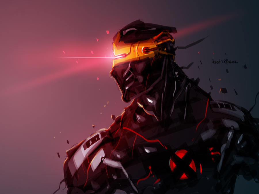 Cyclops Evolution by benedickbana