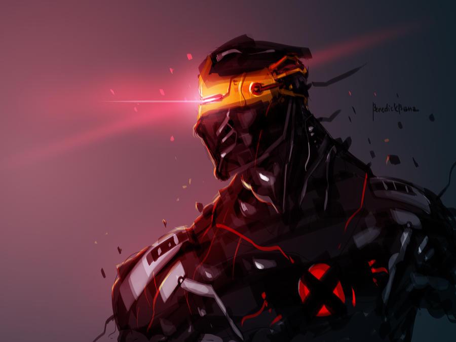 Cyclops Evolution by benedickbana