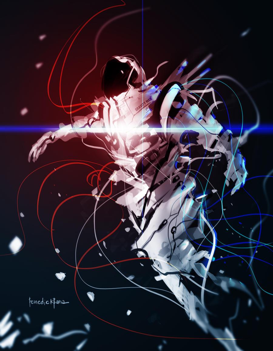 Gravity Initiate by benedickbana