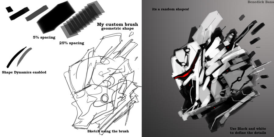 Tutorial Brush for Photoshop 004 by benedickbana