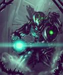 Alien Hunter BRAGE