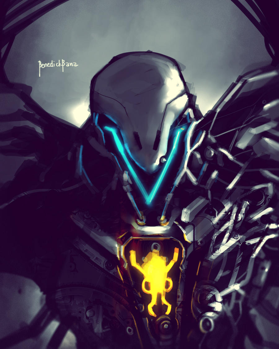 Fallen Guardian Ultima by benedickbana