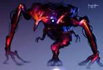 Tripod Mutated Creature. :D