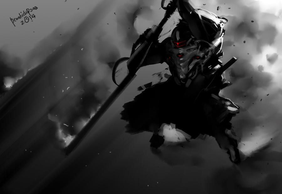 Shadow Knight 3 by benedickbana