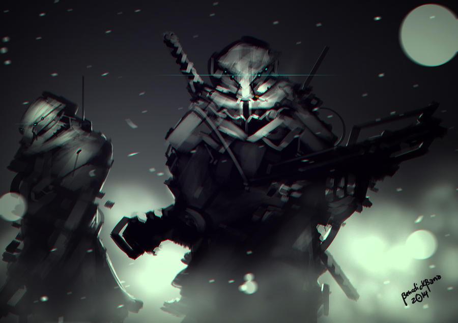 Winter Soldiers ver1 by benedickbana