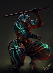 Ancient Warrior by benedickbana