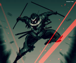 Ninja from the Future #1